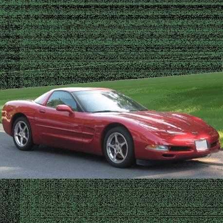Tailleur intérieur pour Corvette C5 Cabriolet / Coupé