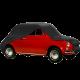 Housse Show Room Fiat 500