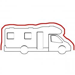 Housse intégrale pour camping car à Capucine