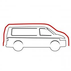 Housse VW Combi T5
