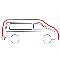 Housse VW Combi T4