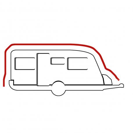 Housse intégrale caravane