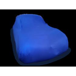 Housse SHOW ROOM bleue Coupé ancien jusque 4.00 m bleue