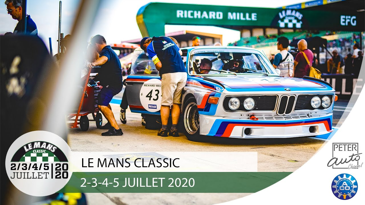 LE MANS CLASSIC - 10ème Edition
