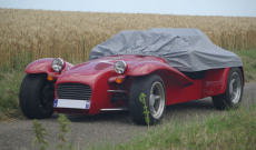 Top cover sur Donkervoort S8AT