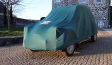 Housse de protection ShowRoom pour 2cv